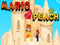 Mario conoce a Peach