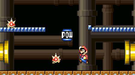 Captura de pantalla - Mario Bros Clásico