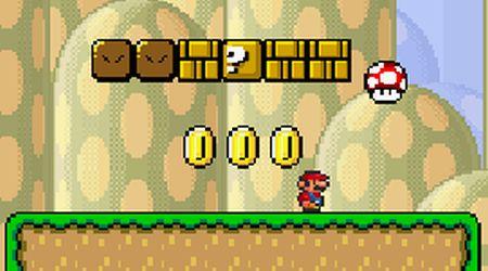 Captura de pantalla - Mario Bros Infinito