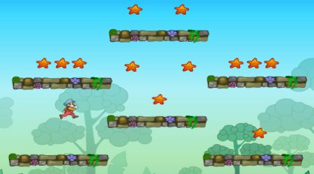Captura de pantalla - Mario en Marte