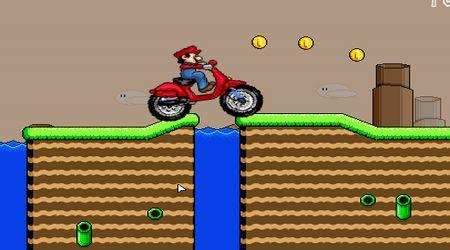 Captura de pantalla - Mario en moto 2