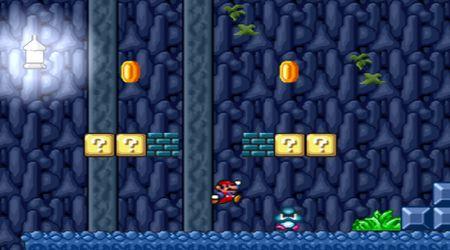 Captura de pantalla - Mario Forever Flash