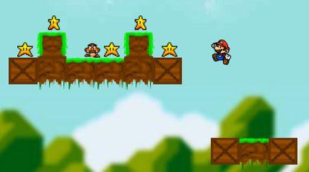 Captura de pantalla - Mario saltarín