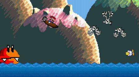 Captura de pantalla - Super Mario: Bote Bonanza