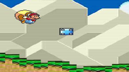 Captura de pantalla - Super Mario: Capa voladora