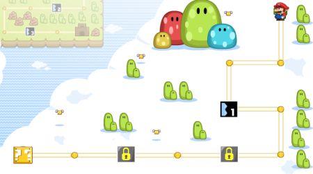 Captura de pantalla - Super Mario en el cielo