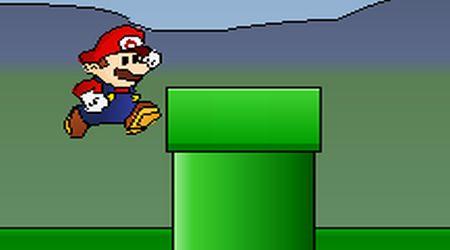 Captura de pantalla - Super Mario X